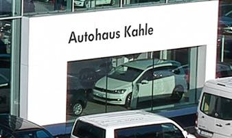 SEG easy-car-fibunet im Autohaus Kahle
